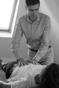 Working method Maarten de Vugt Osteopathy Naarden